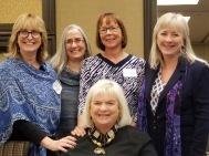 Karen Alter-Reid, PhD FCTRN, Rebecca Rosenblum Boston CRN, Reg Morrow, Orlando CRN, Beverly Laidlaw Chasse Arizona CRN, Terry Becker-Fritz, Virginia CRN